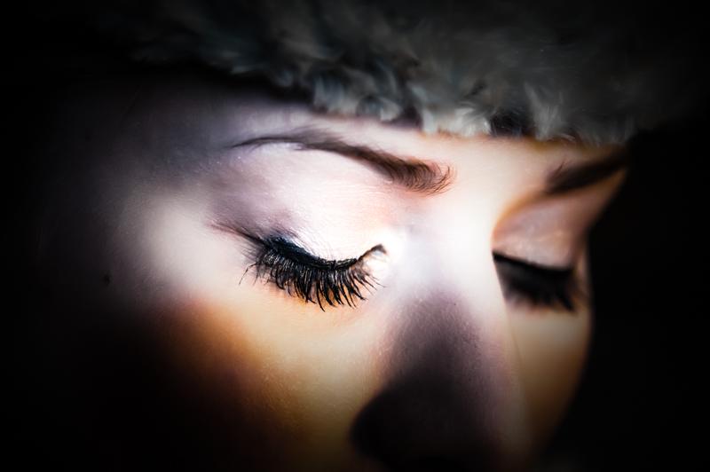 les yeux de Diana