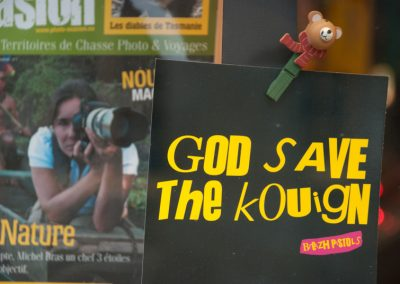 humour & photographie : god save the kouign