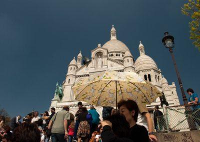 humour & photographie : le parapluie-dôme