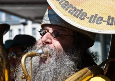 humour & photographie : le bassiste