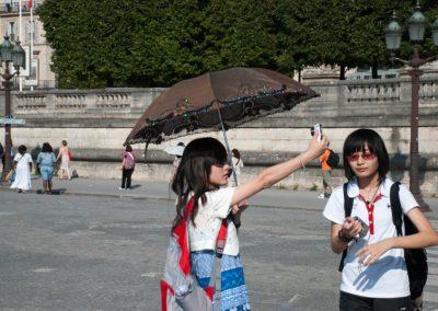 humour & photographie : selfie exotique