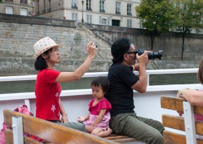 humour & photographie : les touristes