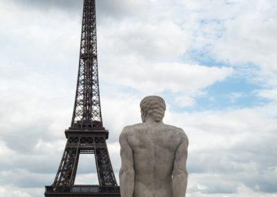humour & photographie : tour eiffel