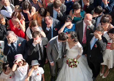 humour & photographie : le bisou