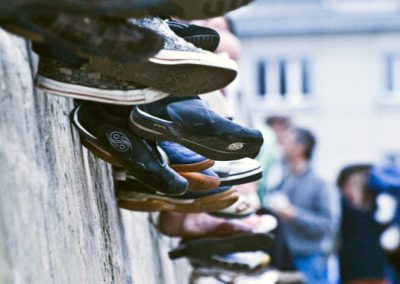 humour & photographie : les chaussures